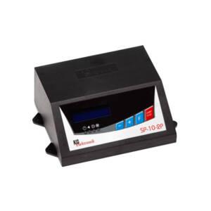 KG Elektronik sterownik  SP-10 2p  - pompa c.o.+pompa c.w.u.+wentylator