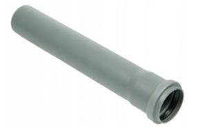 Kanaliz. rura  PP  fi  50  L-250 mm