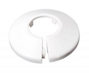 Rozetka pojedyńcza biała do rury PEX fi 16