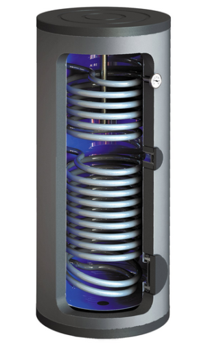 Wymiennik Kospel Termo Solar SB 200L stojący 2x wężown.