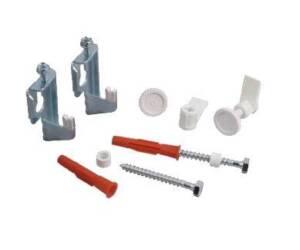 Komplet mocowań grzejnika stalowego C22 /z korkiem i odpow./ D110x2