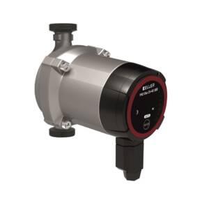 Pompa elektroniczna c.o. Keller Pro Eko 25/40  /śrubunki+kabel zasil./