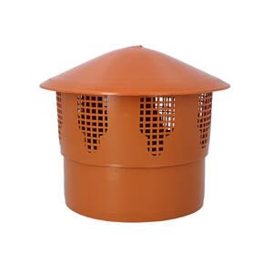 Wywiewka kanalizacyjna fi 160 pomarańczowa