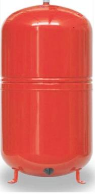 Naczynie przeponowe  do c.o. 50 L Ibaiondo