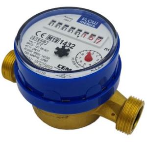 Wodomierz   1/2`  zimna woda 1,6 m3/h  Flow Meters