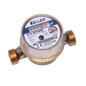 Wodomierz   3/4` zimna woda  4,0 m3/h  Keller