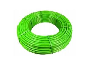 Wavin rura PERT/EVOH/PERT  16x2.0 PN16 zielona Kameleon - 1 mb./krążek 200mb/