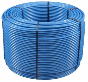 Kan-Therm rura PERT/EVOH Blue Floor 16x2.0 do ogrzewania podłogowego – 1 mb./krążek 600mb./